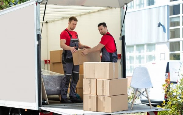 Movers and packer